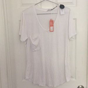 Z Supply Jersey Tee with Pocket